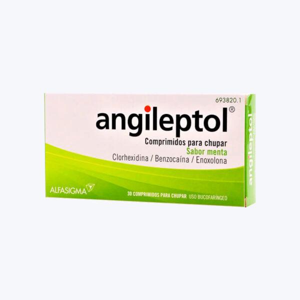 comprar ANGILEPTOL 30 COMPRIMIDOS PARA CHUPAR MENTA