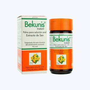 BEKUNIS INSTANT 325 MG DOSIS POLVO SOLUCION ORAL 17.6 G
