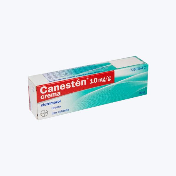 comprar CANESTEN 10 MG G CREMA 30 G