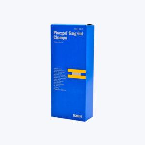 PIROXGEL 6 MG ML CHAMPU MEDICINAL 200 ML