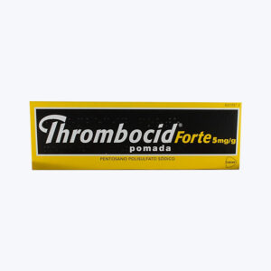 THROMBOCID FORTE 5 MG G POMADA 1 TUBO 60 G 1