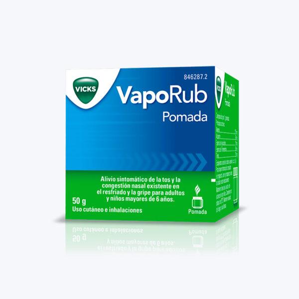 VAPORUB POMADA 50 G