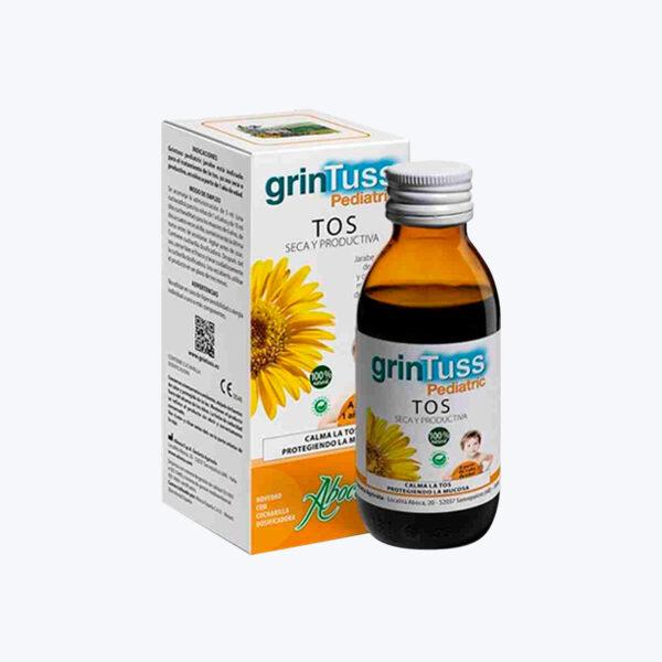 comprar ABOCA GRINTUSS JARABE PEDIATRIC 180 ML