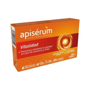 APISERUM VITALIDAD 30CAPS