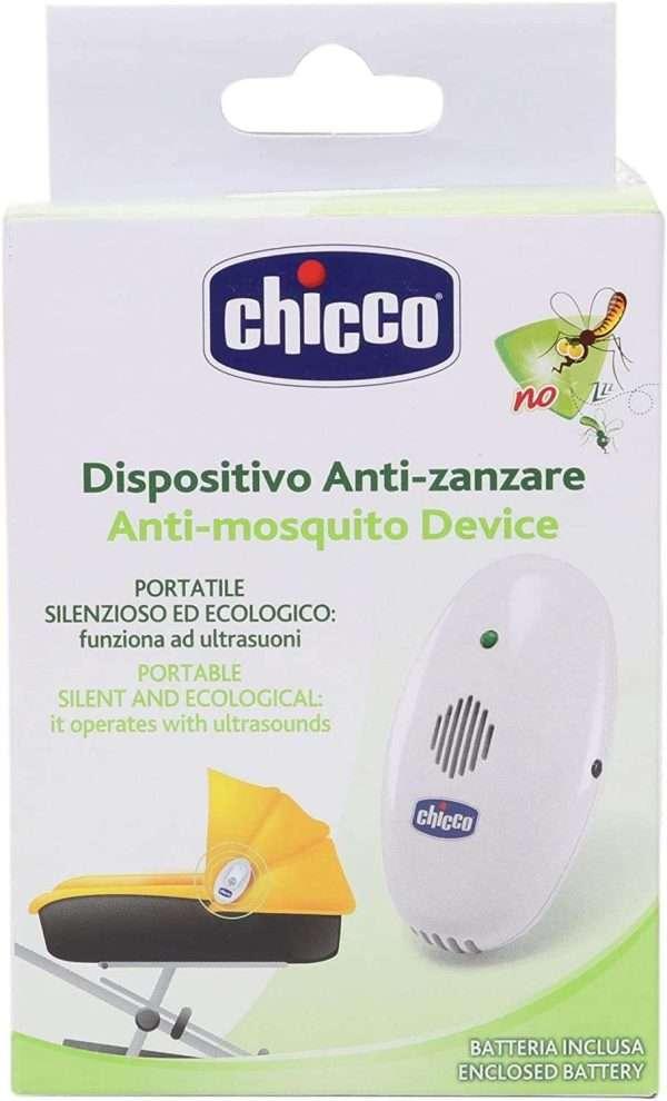 CHICCO ANTIMOSQUITOS DISPOSITIVO ELECTRICO PORTATIL