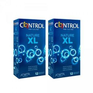CONTROL NATURE XL 12UND 12UND PACK