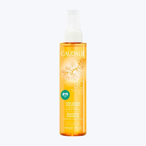 comprar Caudalie Aceite Solar Embellecedor Spf30 150 ml