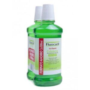FLUOCARIL BI FLUORE COLUTORIO CON FLUOR PACK 500