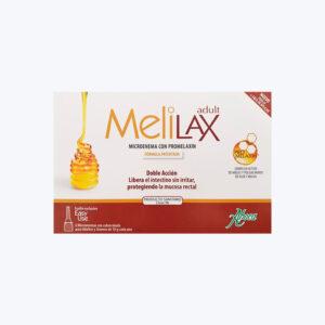 MELILAX ADUL MICROENEMAS 10 G 6 UNID