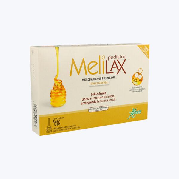 comprar MELILAX PEDIATRIC MICROENEMA 5G 6 UNID