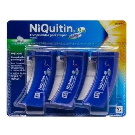 NIQUITIN 1.5 MG 60COMP