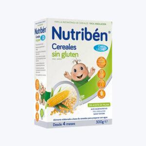 NUTRIBEN SIN GLUTEN LECHE ADAPTADA 300 G