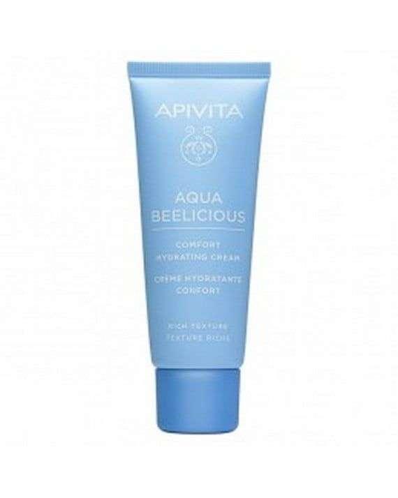 apivita aqua beelicious crema rica 40ml