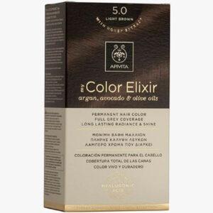 color elixir castano claro 50