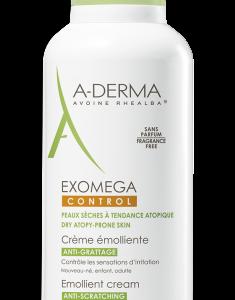 A derma Exomega Control Crema Emoliente 400 Ml