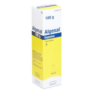 algesal 100 mg g 10 mg g espuma cutanea 1 enva