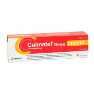 calmatel 18 mg g crema 1 tubo 60 g