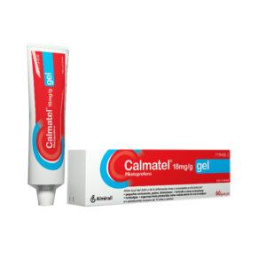 calmatel 18 mg g gel cutaneo 1 tubo 60 g