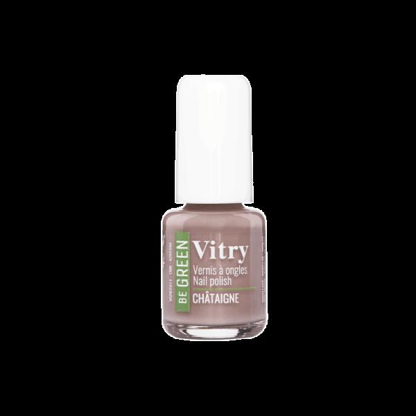vitry vernis be green chataigne 6ml