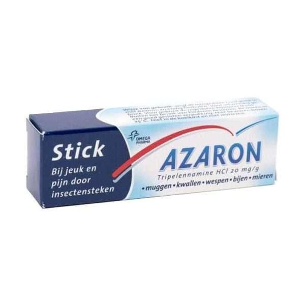 Azaron Stick 20 Mgg Barra Cutanea 1 Aplicador 5