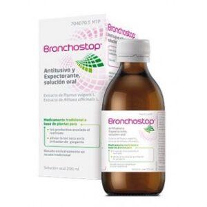 Bronchostop Antitusivo Y Expectorante Solucion Oral