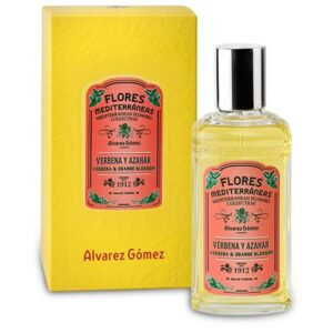 Flores Mediterraneas Alvarez Gomez Verbena Y Aza