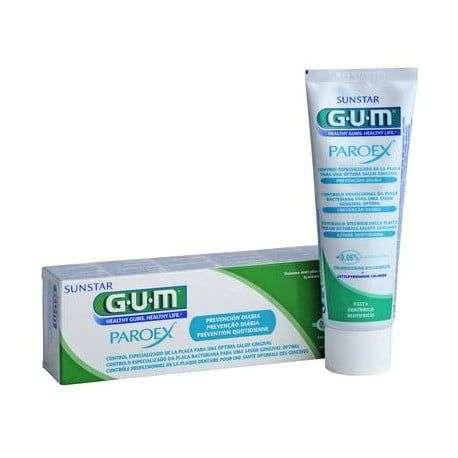 Gum Paroex Prevencion Pasta Dental 75 Ml