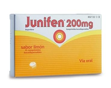 Junifen 200 Mg 12 Comprimidos Bucodispersables
