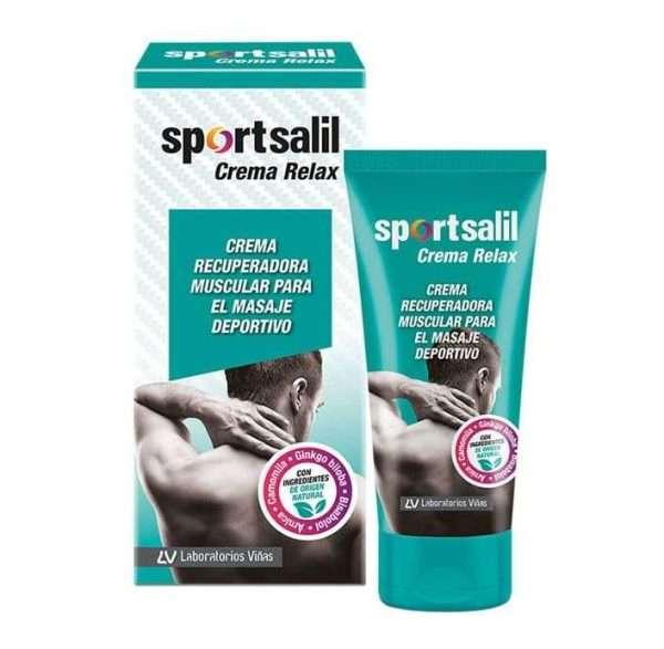 Sportsalil Crema Relax 200 Ml