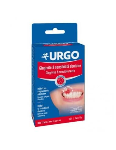 Urgo Gingivitis Sensibilidad Dental 1 Tubo 15
