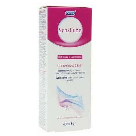 durex sensilube lubricante vaginal fluido 40 ml
