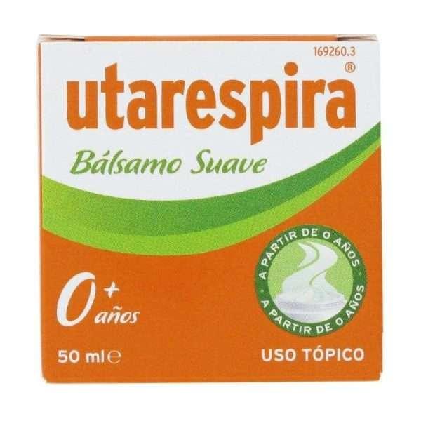 utarespira balsamo suave 50 ml