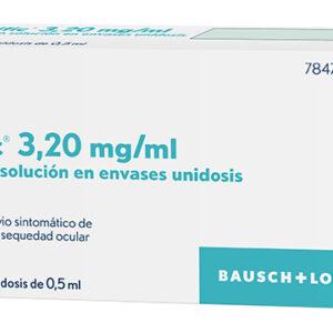 Artific 32 Mgml Colirio En Solucion 30 Monodos