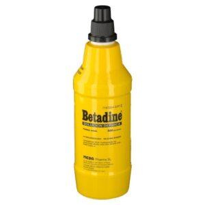 Betadine 100 Mgml Solucion Cutanea 1 Frasco 500