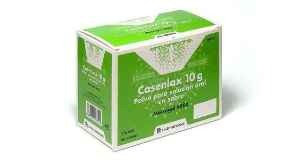 Casenlax 10 G 30 Sobres Polvo Para Solucion Oral