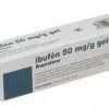 Cinfadol Ibuprofeno 50 Mgg Gel Cutaneo 1 Tubo 5